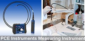 Measuring Instruments: Here you find our endoscopes