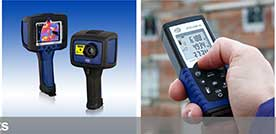 Measuring Instruments: Thermal imaging cameras