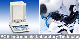 Laboratory Equipment for precise work