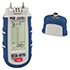 Absolute moisture meter for wood, building materials and paper