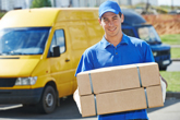 All test equipment is delivered by fast couriers as DHL, UPS, Royal Mail, ...