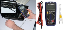 Gift ideas / PCE-EM 886 multimeter