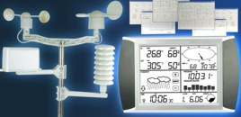 Gift ideas / PCE-FWS 20 weather station