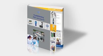 Order for free: Printed version of the equipment catalog.