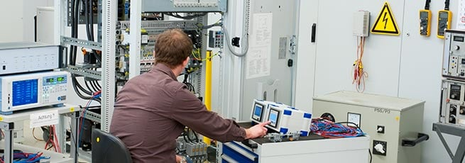 Test Equipment - Weighing Equipment - Controls