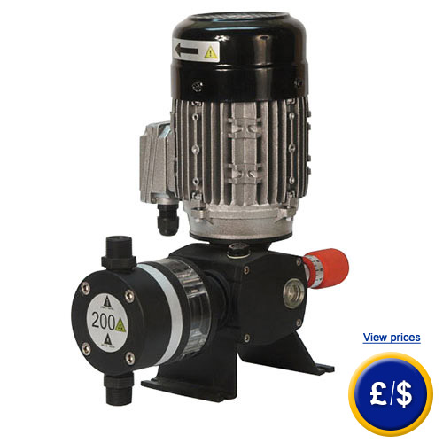 Diaphragm pump dostec series ccuart Images