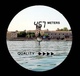 Optical Distance Meter Pce Lrf 600