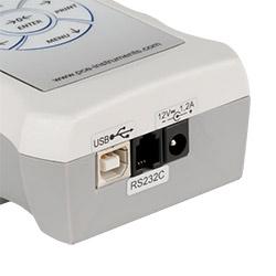 Force Meter PCE-FB series inputs