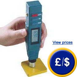 PCE-HT200 (Shore A) hardness tester