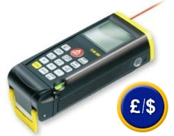 Tlm laser distance meter