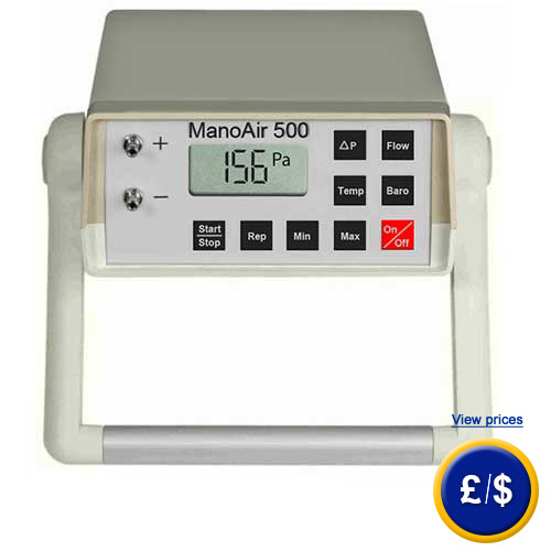 micromanoscope manoair500. Black Bedroom Furniture Sets. Home Design Ideas