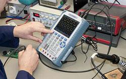 Oscilloscope PCE-DSO8060
