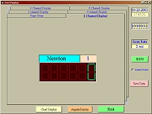 PCE-PTR 200 penetrometer: digital representation