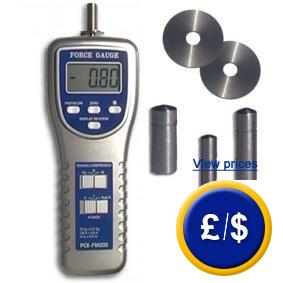 the PCE-PTR 200 penetrometer