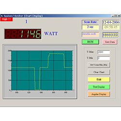 software for the PCE-PA 6000 power meter