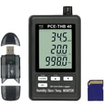 PCE-THB 40 thermohygrometer and barometer: Delivery contents