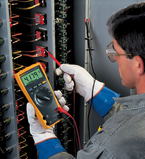 Fluke Digital Trms Digital Multimeter Fluke