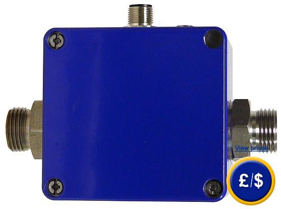 Stationary Ultrasonic Flow Meter PCE-VUS series