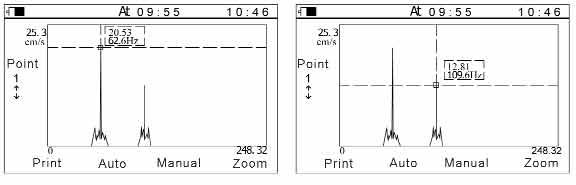 Handheld Vibration Meter PCE-VT 3000