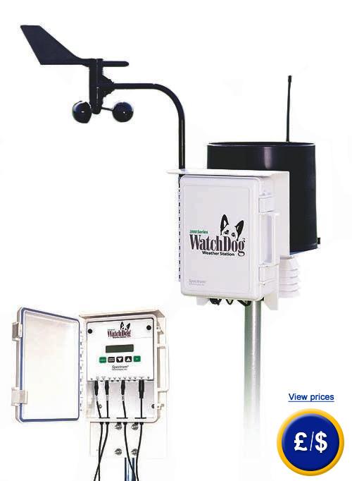 Watchdog weather station